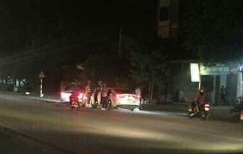 3 thanh niên tấn công CSGT khi bị yêu cầu dừng xe   Pháp