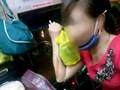 Thanh Hóa: Truy tìm nhóm người ném vỡ kính xe khách khiến một phụ nữ bị thương