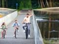 """[Ảnh] Loạt kiến trúc """"ưu ái"""" xe đạp đầy ấn tượng của thế giới"""
