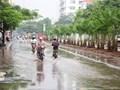 Con phố quanh năm luôn trong tình trạng ngập úng tại Hà Nội