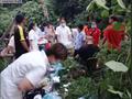 Xe chở du khách Trung Quốc gặp nạn tại Lào, ít nhất 14 người thiệt mạng