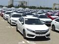 Ô tô nhập vào Việt Nam bất ngờ giảm mạnh