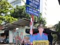 Thanh tra giao thông tại điểm dừng xe buýt, nâng cao ý thức cho người dân