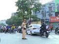 Những nỗ lực của Cảnh sát giao thông Hà Nội đảm bảo an toàn giao thông