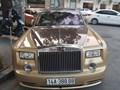 Ngắm Rolls-Royce Phantom màu độc, biển số khủng tại Hà Nội