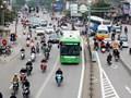 Hà Nội: Phạt nguội 343 phương tiện lấn làn BRT