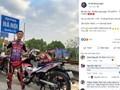 Xử lý nghiêm minh phượt thủ đi xe máy từ TP. Hồ Chí Minh ra Hà Nội trong gần 20 giờ