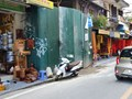 Phường Hàng Gai (Hà Nội): Công trình xây dựng lấn chiếm trọn vỉa hè