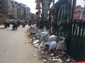 Ngã tư Vọng: Dọn rác cũ để đón rác mới