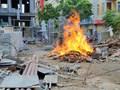 [Điểm nóng giao thông] Nhà thầu Phúc Thành coi thường tính mạng cư dân ngõ 102 Trần Phú
