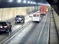 Xác định xe vượt ẩu trong hầm Hải Vân