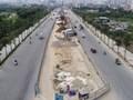 Hà Nội phân luồng giao thông đường Phạm Văn Đồng