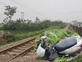2 thanh niên tử vong sau va chạm với tàu hỏa