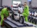 Xe máy điện Việt Nam cạnh tranh với hàng ngoại