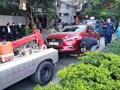 Quận Ba Đình xử lý các điểm nóng giao thông