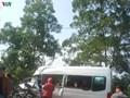 Xe tải đâm trực diện xe khách ở Quảng Ninh, nhiều người bị thương nặng