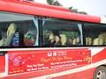 Chuyến xe yêu thương đưa hơn 300 bệnh nhân ung thư về quê ăn Tết