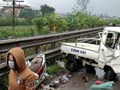 Thực hư việc 2 người tử vong sau tai nạn giữa xe cảnh sát và xe máy chiều 30 Tết