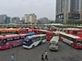 Nhiều địa phương dừng hoạt động xe khách liên tỉnh phòng Covid-19