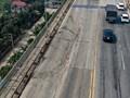 Sắp cấm toàn bộ phương tiện để sửa chữa cầu Thăng Long