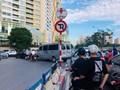 [Điểm nóng giao thông] Ùn tắc tại nút giao Hoàng Minh Giám và Hoàng Ngân