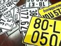 Xe kinh doanh vận tải sẽ đổi màu biển số từ ngày 1/8