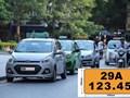 Thủ tục, chi phí để ô tô kinh doanh vận tải chuyển biển số từ trắng sang vàng