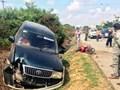 Tai nạn giao thông mới nhất hôm nay 14/7: Xe máy va chạm xe tải, một người tử vong