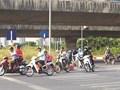 Tái diễn đi ngược chiều trên Đại lộ Thăng Long: Tổ chức giao thông thiếu khoa học