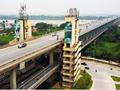 Từ 6 giờ sáng nay (28/7) cấm tuyệt đối các phương tiện lưu thông trên cầu Thăng Long