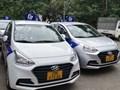 Hà Nội: Ngày đầu đổi biển màu vàng với xe kinh doanh vận tải