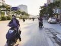 Tập trung xử lý các lỗi đi tắt, đi ngược chiều gây ra xung đột giao thông tại Ngã Tư Sở
