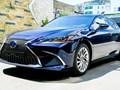 Lexus giới thiệu phiên bản mới, giá không đổi