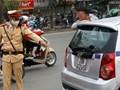 Che, xóa biển kiểm soát xe ô tô: Phải tăng mức xử phạt