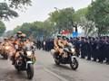 Lễ phát động ra quân Năm An toàn giao thông 2021
