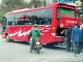 Xe đón trả khách trên đường: Ẩn họa lây nhiễm dịch Covid-19