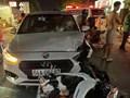 Vén màn bí ẩn vụ nam thanh niên tử vong sau khi lao xe máy trực diện vào ô tô