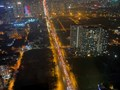 """Gần nửa đêm, phương tiện vẫn """"dò dẫm"""" dời Hà Nội đi các tỉnh phía Nam"""