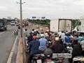 Tai nạn giao thông mới nhất hôm nay 26/5: Lái xe bồn ngủ gật gây tai nạn giao thông liên hoàn trên cầu Cần Thơ
