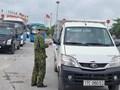 Quảng Ninh tăng cường kiểm soát người về từ vùng dịch