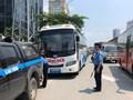 Hà Nội: Ra quân xử lý xe dừng đỗ, bắt khách xung quanh bến Mỹ Đình