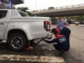 Làm gì để bảo vệ lốp xe giữa trời nóng đỉnh điểm