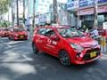 Vinasun ra mắt dòng xe taxi với nhận diện màu sắc mới
