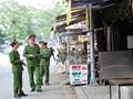 Ban chỉ đạo 197 đột kích vi phạm tại Dịch Vọng Hậu