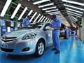 Ô tô nội dự kiến giảm 50% phí trước bạ