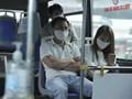 Hà Nội: Triển khai các biện pháp phòng, chống dịch Covid-19 trên xe buýt