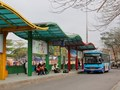 Các tuyến buýt di chuyển đến khu liên cơ quan sở, ngành Hà Nội