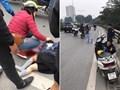 Quận Ba Đình: Tổ chức giao thông một số tuyến phố nhằm hạn chế tai nạn