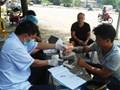 Hà Nội: Lại phát hiện 1 lái xe dương tính với ma tuý đá trên QL 32
