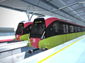Tốc độ chạy tàu đường sắt đô thị trung bình 35km/giờ là hợp lý